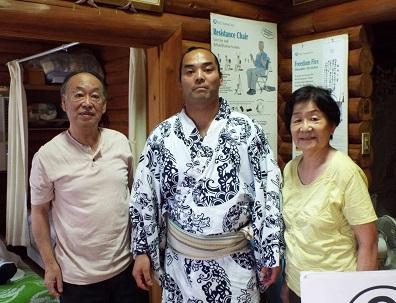 安田夫妻と喜ノ国