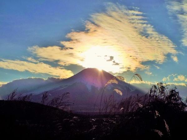 今年も富士山からスタートです